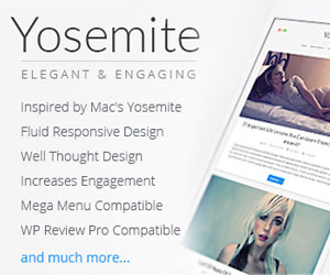 mythemeshop - yosemite