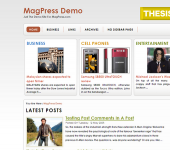 Free WordPress Theme - Modula
