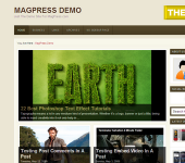 Ecorest Magazine WordPress Theme