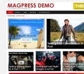 Redina WordPress Theme