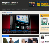 Brestar WordPress Theme