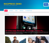 Eaton WordPress Theme