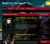 GameZerg WordPress Theme