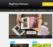 ModLess WordPress Theme