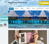 Traveleg WordPress Theme