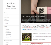 Cabinstock WordPress Theme