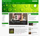 TechVern WordPress Theme | Responsive HTML5/CSS3