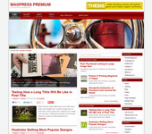 Redcore WordPress Theme