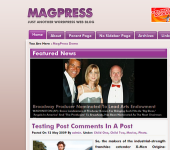 Free WordPress Theme - Purpress