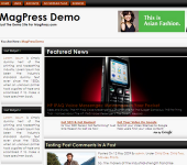 Free WordPress Theme - Charmer